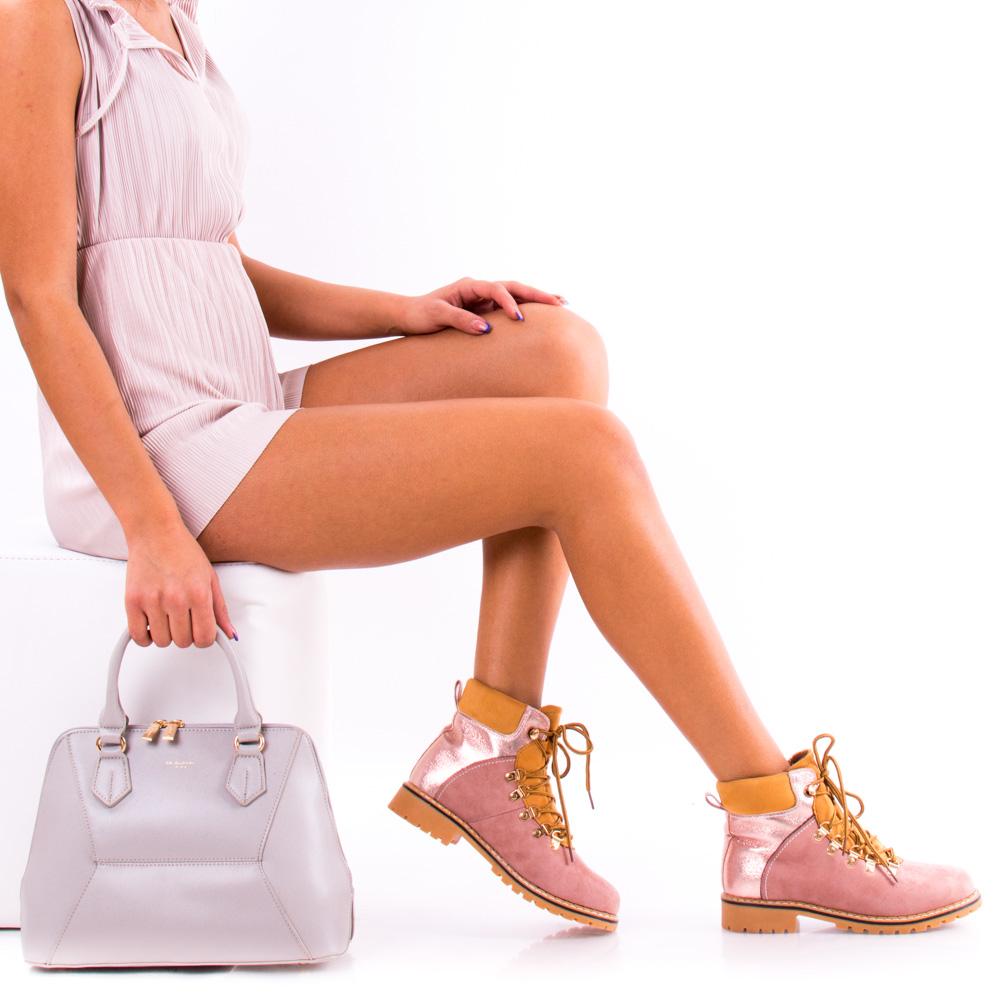 papuci de sintetic